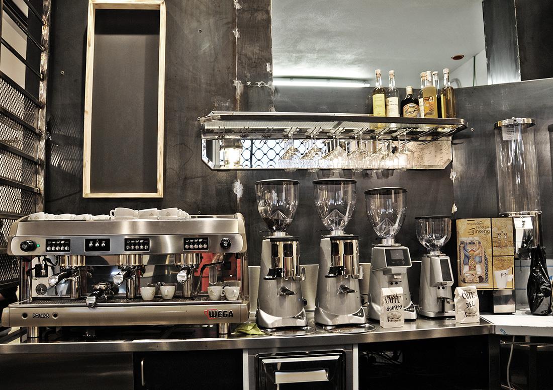 Il Mondo del Caffè ora arredamenti